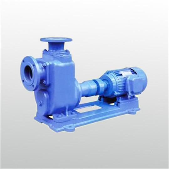 自吸离心式组合水泵