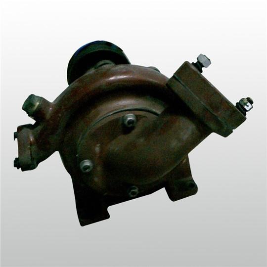 泵的设计理念